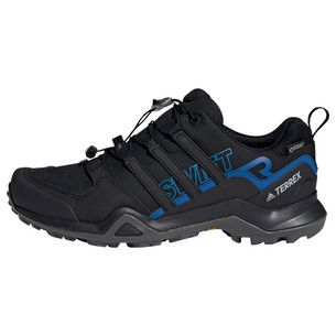 adidas Wanderschuhe Herren Core Black / Core Black / Bright Blue