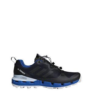 adidas Wanderschuhe Herren Legend Ink / Core Black / Blue Beauty
