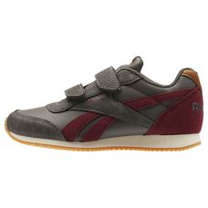 Reebok Reebok Royal Classic  2.0 2V Sneaker Kinder Outdoor/Graphite/Triath Red/Cream Wht/Gum