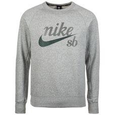 Nike SB Icon Fleece Sweatshirt Herren grau