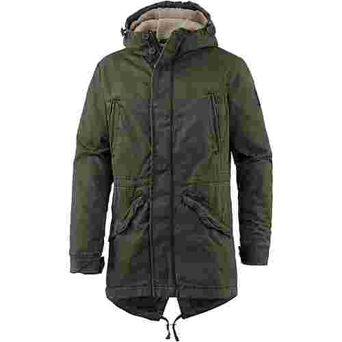 Superdry Parka Herren forest night