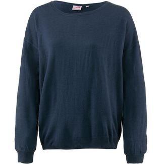 online retailer fb116 0b1bc Pullover für Damen in blau im Online Shop von SportScheck kaufen