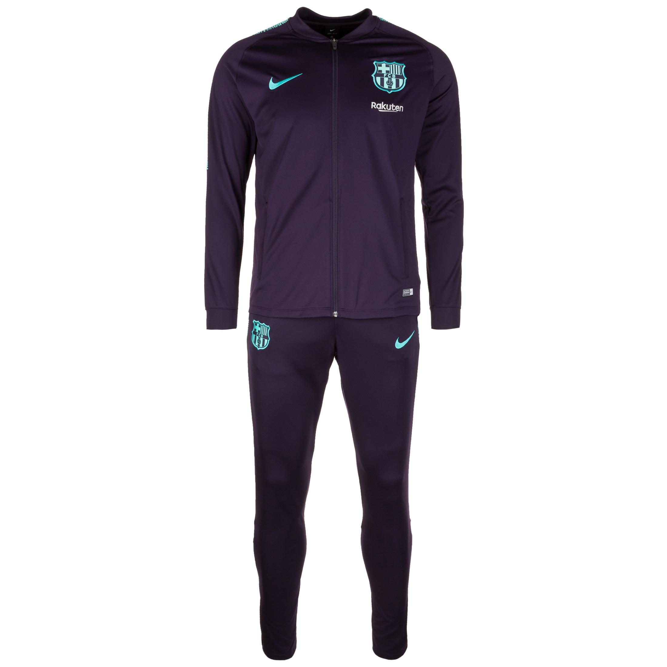 Nike Paris St. Germain Dry Squad Trainingsanzug Herren grau schwarz im Online Shop von SportScheck kaufen
