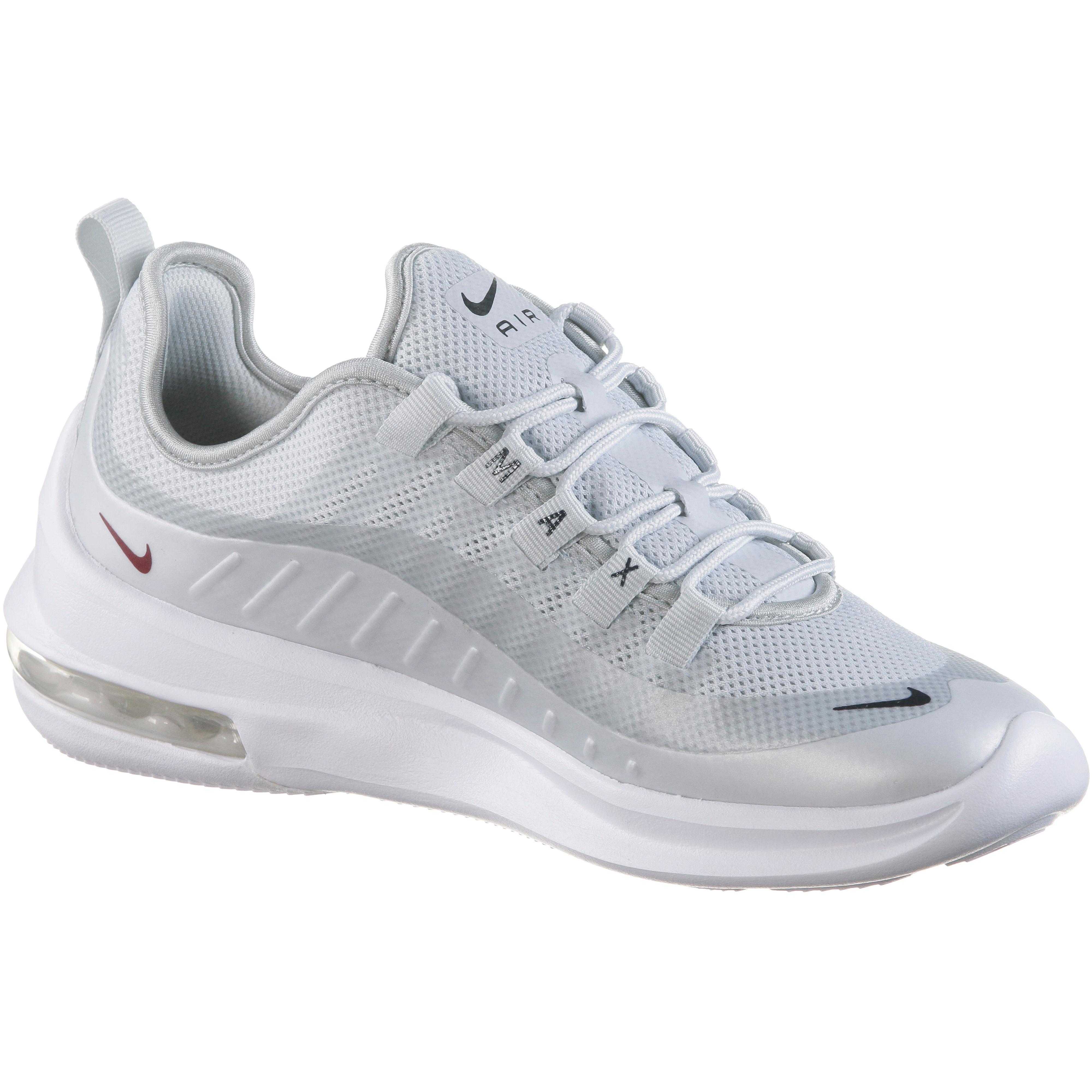 ec904e68ed Nike AIR MAX AXIS Sneaker Damen pure platinum-red crush-blackened blue im  Online Shop von SportScheck kaufen