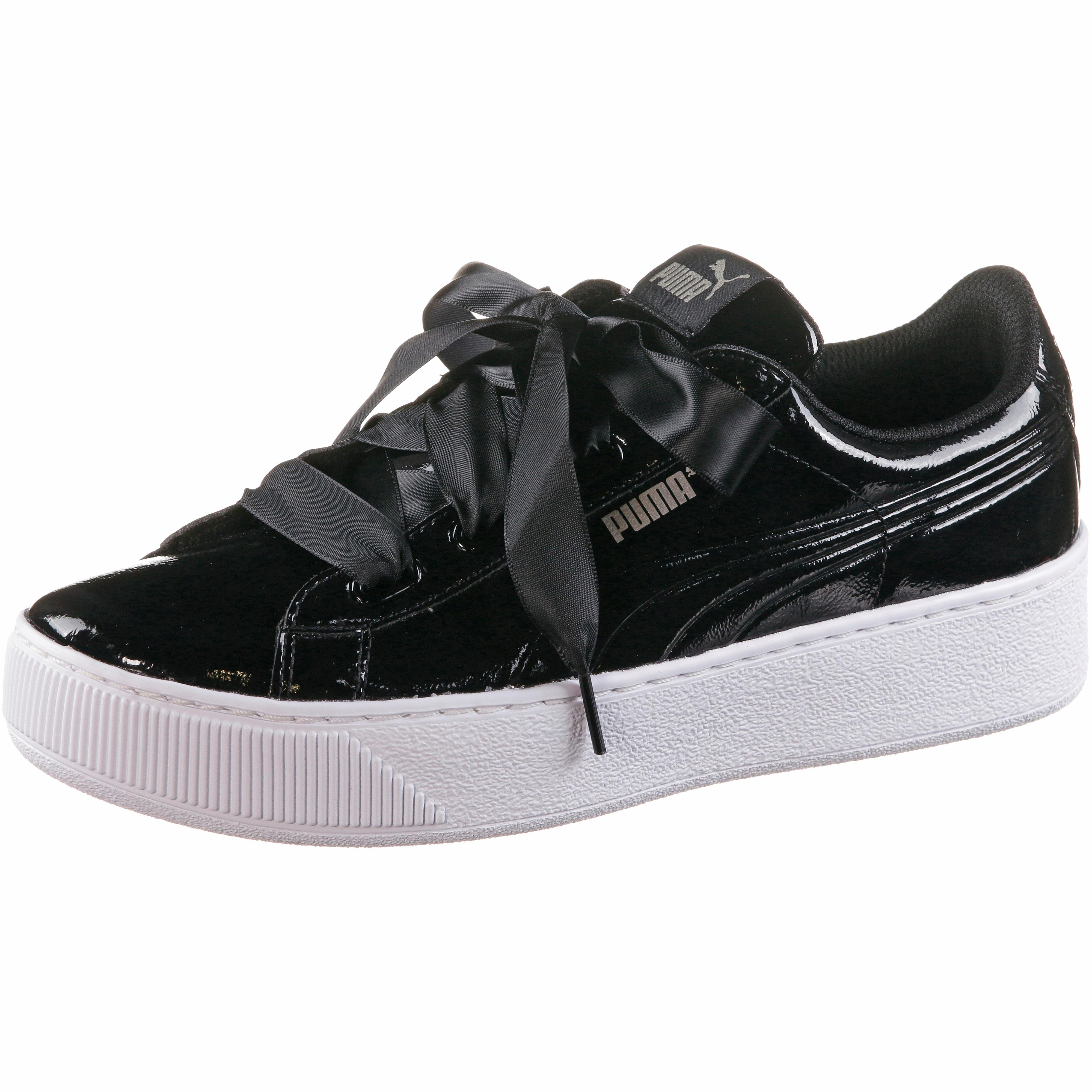 PUMA VIKKY PLATFORM RIBBON Sneaker Damen puma black-puma black im Online  Shop von SportScheck kaufen