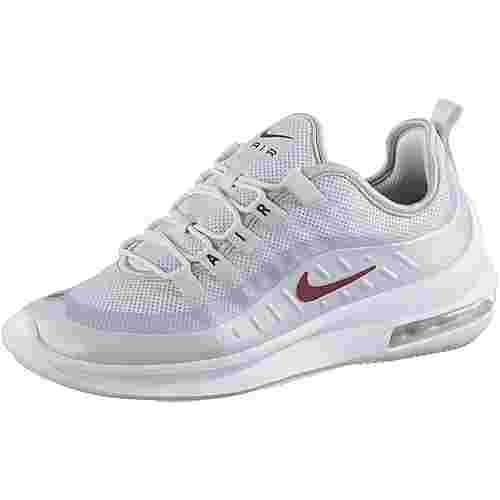 Nike AIR MAX AXIS Sneaker Damen pure platinum-red crush-blackened blue