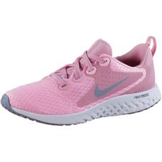 Nike REBEL REACT Laufschuhe Kinder pink-ashen slate-elemental pin