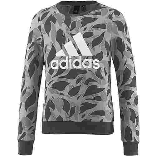adidas Sweatshirt Kinder mgh solid grey