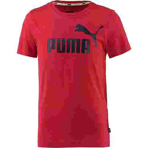 PUMA T-Shirt Kinder oliv