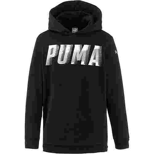 PUMA Sweatshirt Kinder cotton black