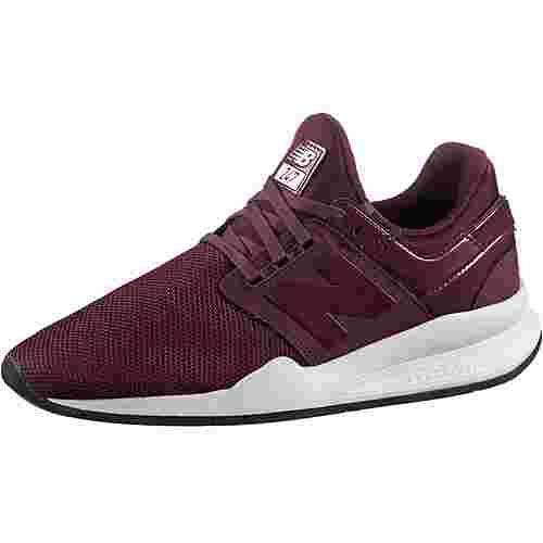 NEW BALANCE WS247 Sneaker Damen burgundy
