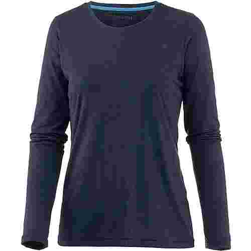 Schöffel La Molina2 Fleeceshirt Damen dress blues