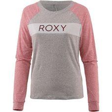 Roxy Langarmshirt Damen BAROQUE ROSE