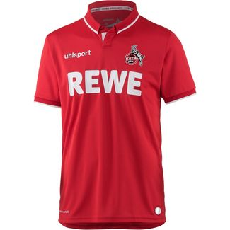 Uhlsport 1.FC Köln 18/19 Auswärts Fußballtrikot Herren rot