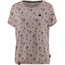 Naketano ..on fleek die Js! T-Shirt Damen vintage rose-melange