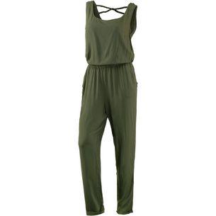 TOM TAILOR Jumpsuit Damen fresh olive green