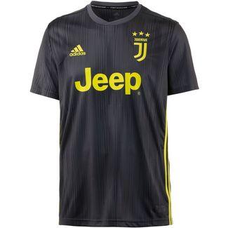 adidas Juventus Turin 18/19 CL Fußballtrikot Herren carbon
