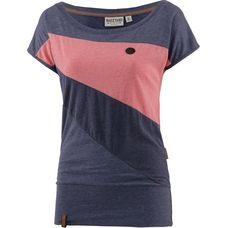 Naketano Herbert T-Shirt Damen bluegrey-melange II