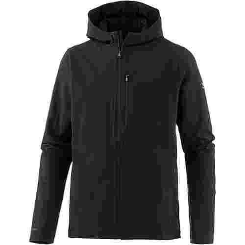 Under Armour Outrun The Storm Laufjacke Herren black-black-reflective