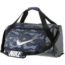 Nike Brasil Sporttasche dark-grey-black-white