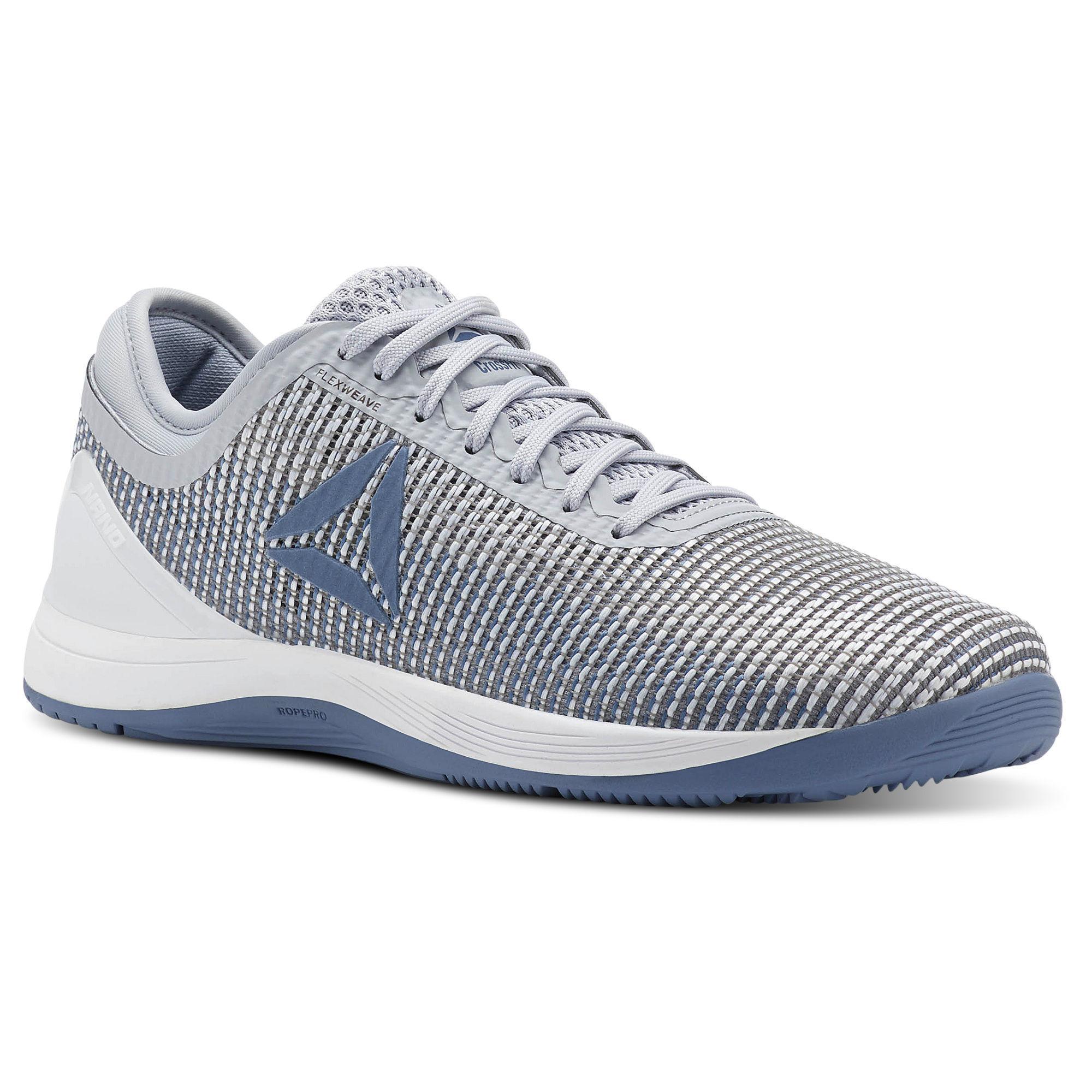 Reebok Reebok CrossFit Nano 8 Flexweave Fitnessschuhe Damen Cloud grau grau grau Blau Slate Spirit Weiß Weiß im Online Shop von SportScheck kaufen Gute Qualität beliebte Schuhe ba44d3