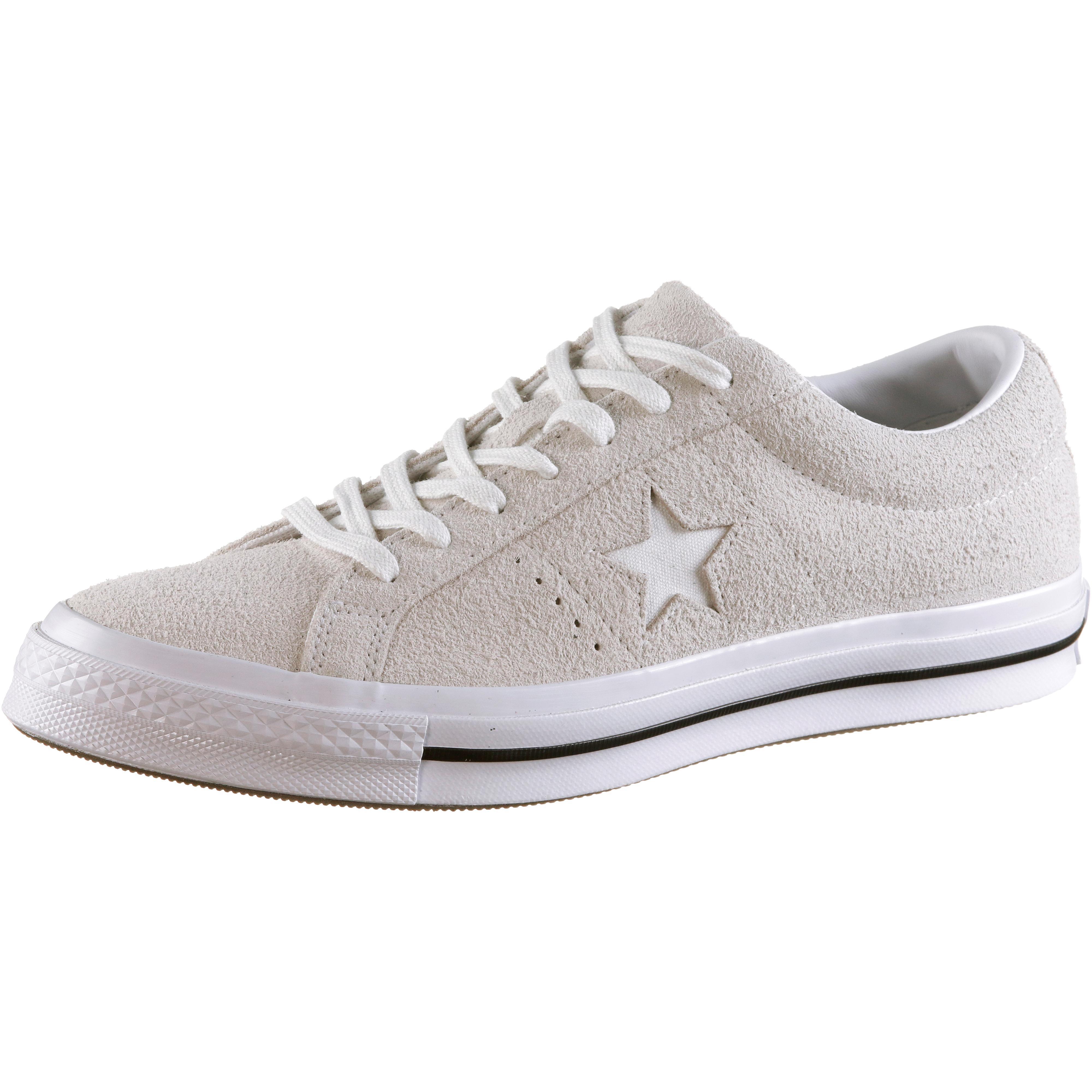CONVERSE One Star Ox Turnschuhe Herren Weiß-Weiß-Weiß im Online Shop von SportScheck kaufen Gute Qualität beliebte Schuhe