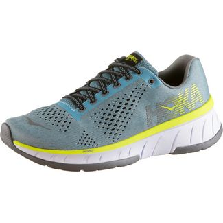 Hoka One One Cavu Laufschuhe Damen sky-blue-neutral-gray
