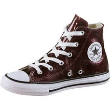 CONVERSE Chuck Taylor All Star Sneaker Kinder dark burgundy-natural-white
