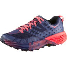 Hoka One One Speedgoat 2 Laufschuhe Damen marlin-blue-ribbon