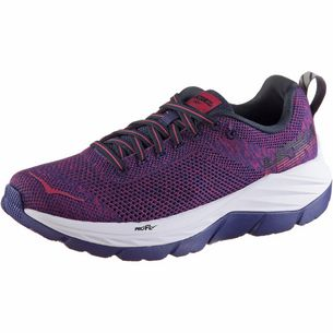 Hoka One One Mach Laufschuhe Damen blue-ribbon-sky-blue