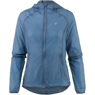 ASICS Packable Laufjacke Damen azure