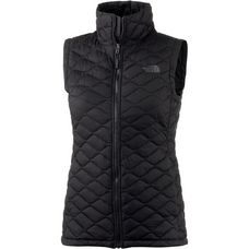 The North Face TBALL VEST Outdoorweste Damen TNF BLACK MATTE