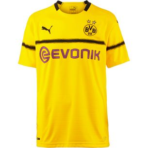 PUMA Borussia Dortmund 18/19 International Fußballtrikot Herren cyber yellow