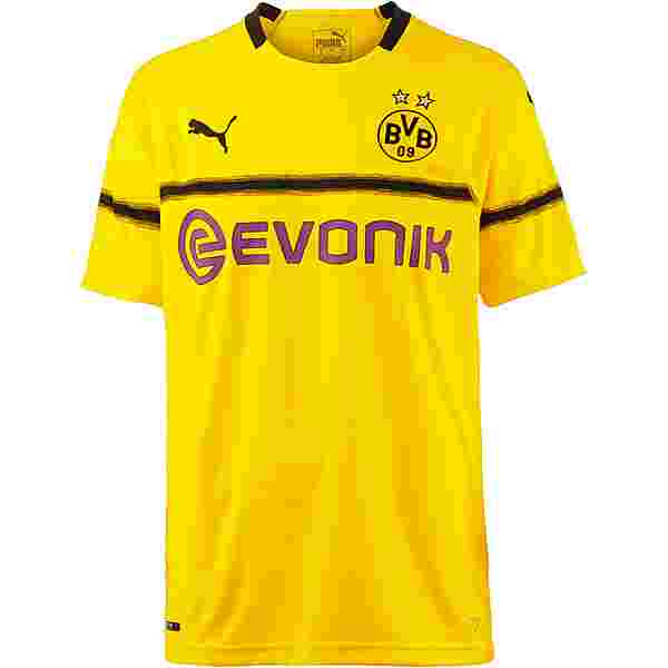 PUMA Borussia Dortmund 18/19 International Trikot Herren cyber yellow