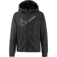 Nike Funktionsjacke Kinder anthracite-white
