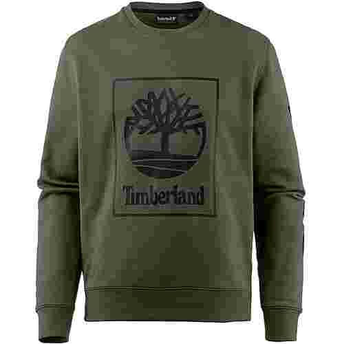 TIMBERLAND Sweatshirt Herren grape leaf