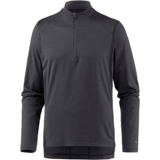ASICS Legends Laufshirt Herren dark-grey-heather