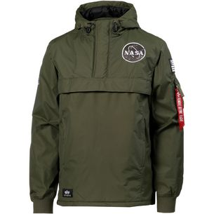 Alpha Industries Windbreaker Herren dark green