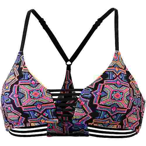 Seafolly Sun Temple Bikini Oberteil Damen black
