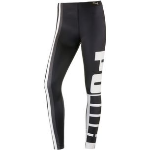 PUMA Varsity Tights Damen puma white-puma black