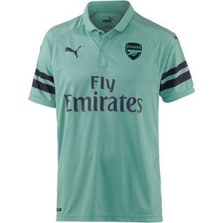 PUMA FC Arsenal 18/19 International Fußballtrikot Herren biscay green-peacoat