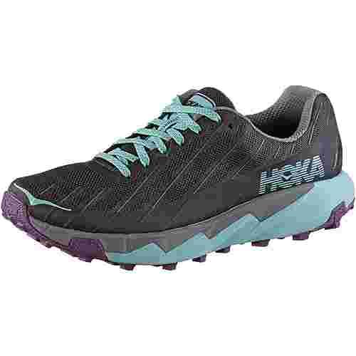 Hoka One One Torrent Trailrunning Schuhe Damen nine-iron-steel-gray