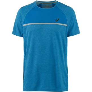 ASICS Legends Laufshirt Herren race-blue