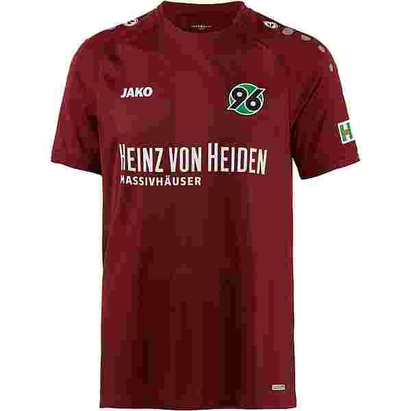 JAKO Hannover 96 18/19 Heim Trikot Herren bordeaux
