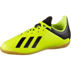 adidas X TANGO 18.4 IN J Fußballschuhe Kinder solar yellow