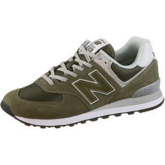 NEW BALANCE ML574 Sneaker Herren olive
