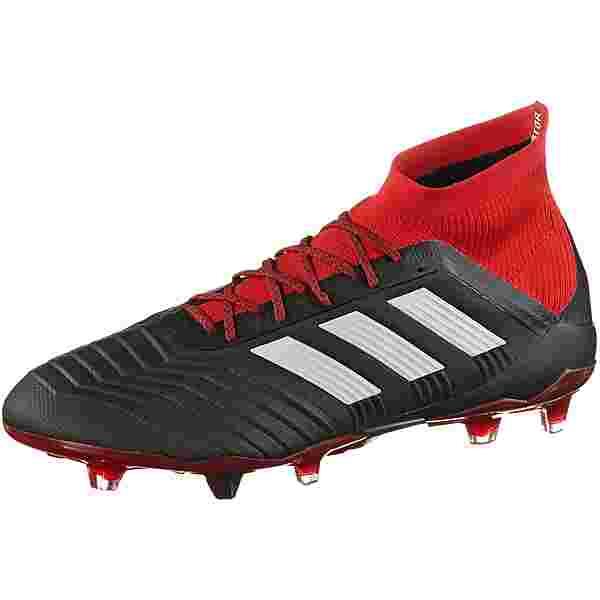 adidas PREDATOR 18.1 FG Fußballschuhe core black