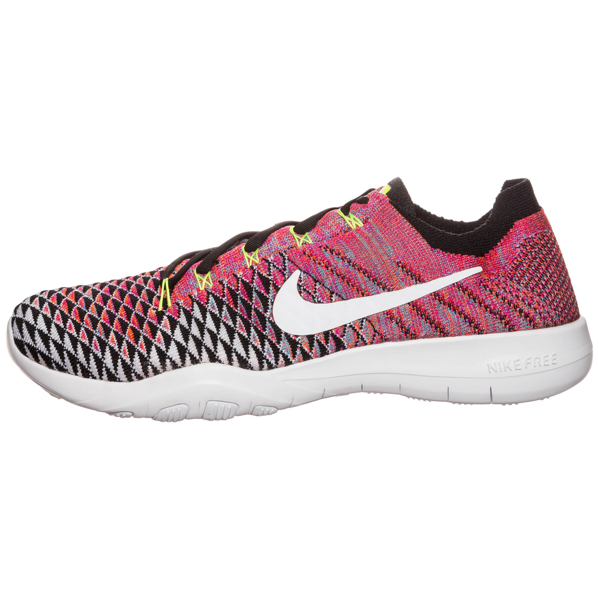 Nike Free TR Flyknit Flyknit Flyknit 2 Fitnessschuhe Damen pink / schwarz / weiß im Online Shop von SportScheck kaufen Gute Qualität beliebte Schuhe a686a1