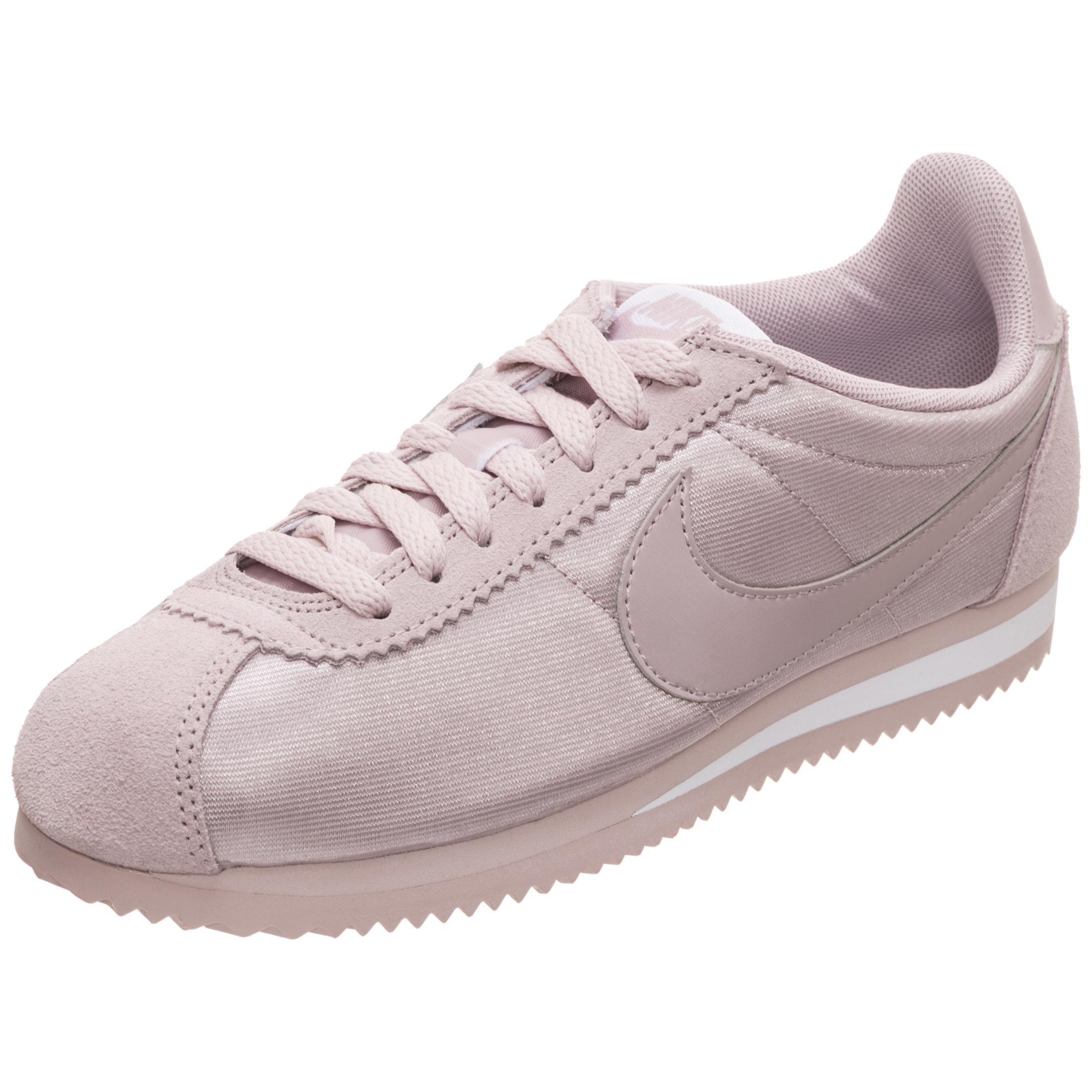 Nike Classic Cortez Nylon Sneaker Damen rosa / weiß im Online Shop von  SportScheck kaufen
