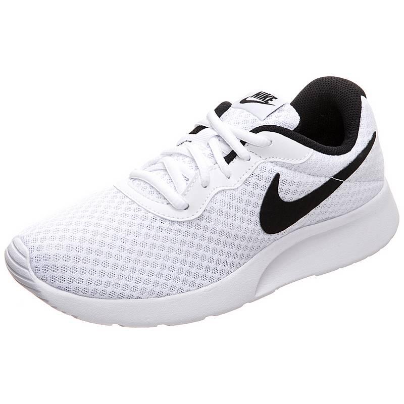 brand new d5a98 122ca Nike Nike Tanjun Sneaker Damen weiß  schwarz